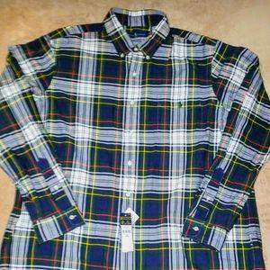 Polo Ralph Lauren XXL Men's Button Down Shirt- NEW